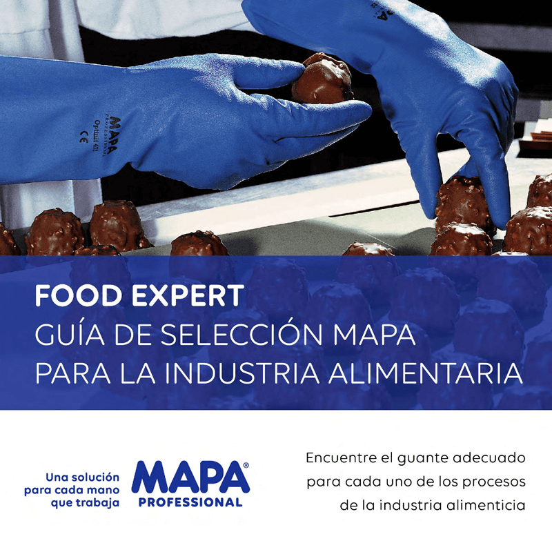 Guía de selección MAPA para la industria alimentaria