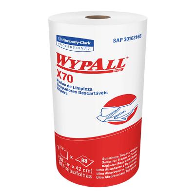 WYPALL X70 PAÑOS DE LIMPIEZA LISO (30163165)