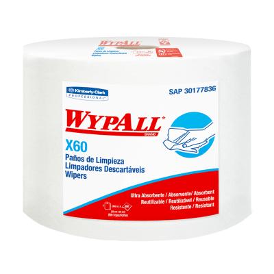 WYPALL X60 PAÑOS DE LIMPIEZA JUMBO (30177836)