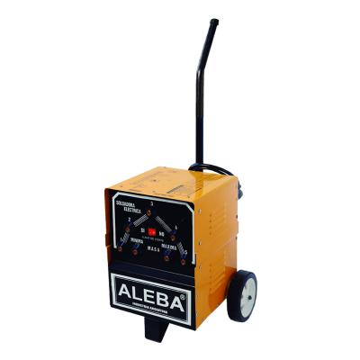 ALEBA SOLDADORA ELÉCTRICA MONOFÁSICA 170 AMPERES (SOL-201)
