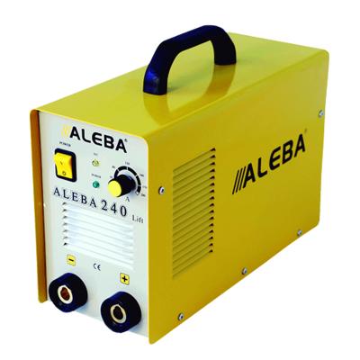ALEBA SOLDADORA INVERTER PARA ELECTRODOS 2000 AMPERES (LIFT-240)