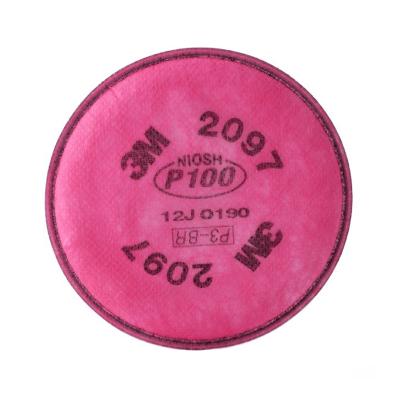 3M FILTRO 2097 P100 PARA PARTÍCULAS Y VAPORES ORGÁNICOS (31903)