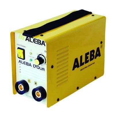 ALEBA SOLDADORA INVERTER PARA ELECTRODOS 170 AMPERES (LIFT-170)