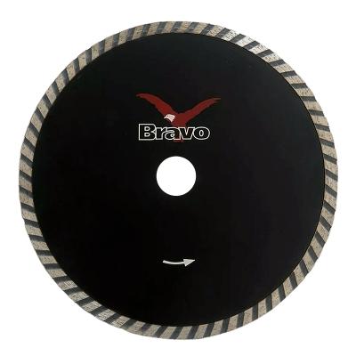 BRAVO DISCO DIAMANTADO TURBO 7