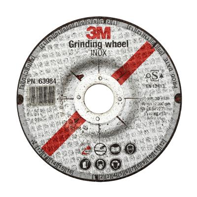 3M DISCO DE AMOLAR 115X6X22.2MM GRANO 24 (59003)
