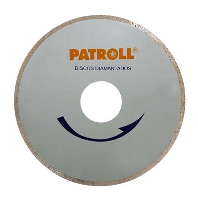 PATROLL DISCO DIAMANTADO CONTINUO 7