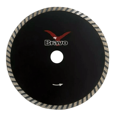 BRAVO DISCO DIAMANTADO TURBO 9