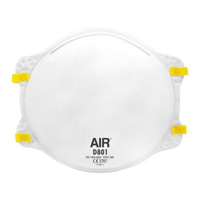 AIR RESPIRADOR DESCARTABLE D801 FFP2 NR