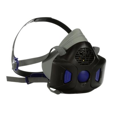 3M RESPIRADOR MEDIO ROSTRO SECURE CLICK HF-801SD TALLE S (65149)